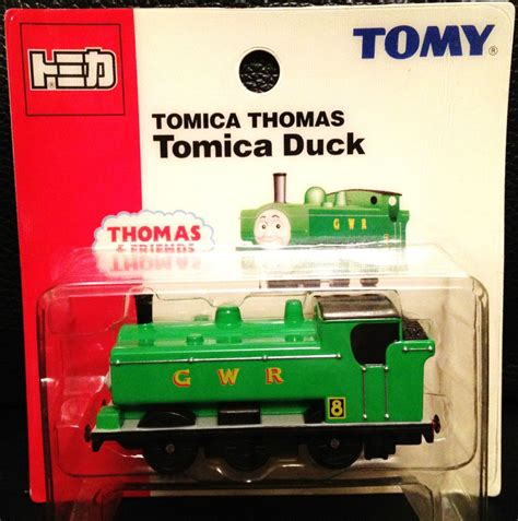 Dvd Tomica Series tomica friends series duck diecast in diecasts