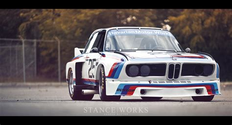 bmw race cars bmw csl vintage race car stance works bmw of north