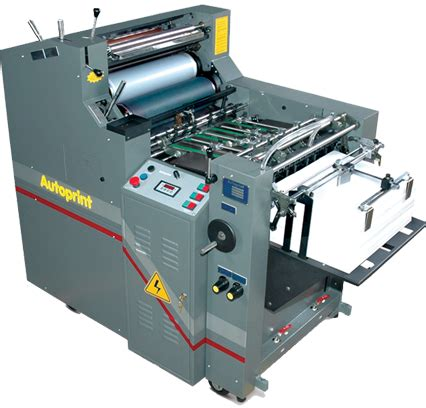 Crown 4 In1 Baby Machine single colour offset printing machine india 1520 colt