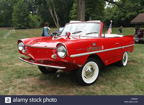 car that is also a boat auto 1967 hicar red hibious car that is also a