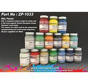 RAL Paints European Standard Colour Range 60ml  ZP 1033