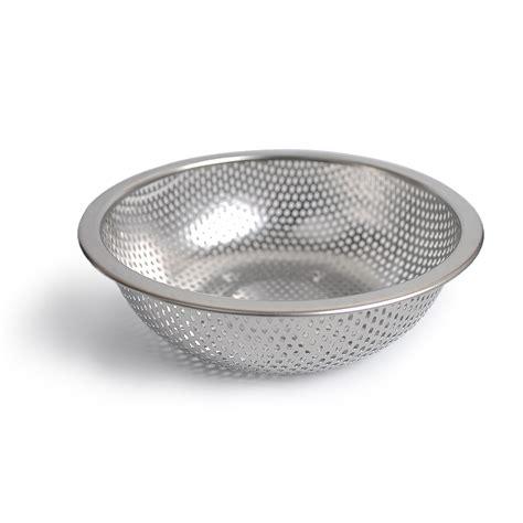 stainless steel mesh sink strainer stainless steel vegetable mesh colander rice strainer