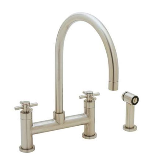 bridge faucets for kitchen kitchen bridge faucets kitchen design photos