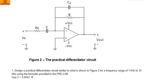 circuit design contest questions the practical differentiator circuit design a prac