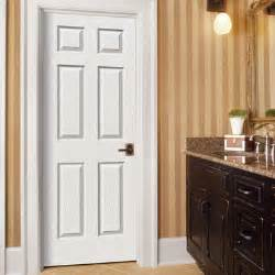 interior doors at the home depot prehung interior door with flat jamb thdjw136501132 the home depot