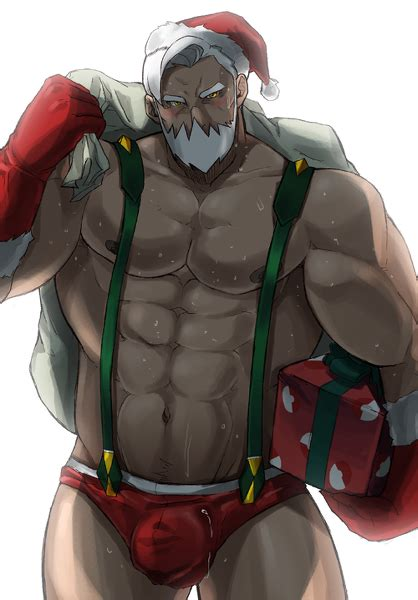 Muscle Gods Merry Muscle Christmas Part