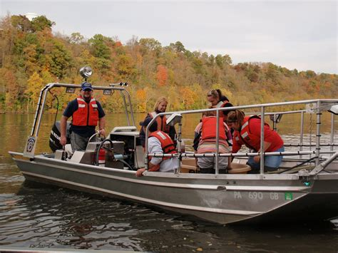 pa fish and boat commission hatcheries boatelectrofishing with the pa fish and boat commission