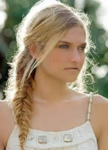 easy hairstyles with box fishtales fishtail braid hairstyles weekly
