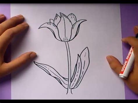 imagenes de flores para dibujar faciles paso a paso como dibujar una flor paso a paso 3 how to draw a flower