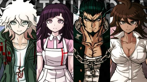 Danganronpa 2 Anime by Danganronpa 2 Goodbye Despair Gamerclick It