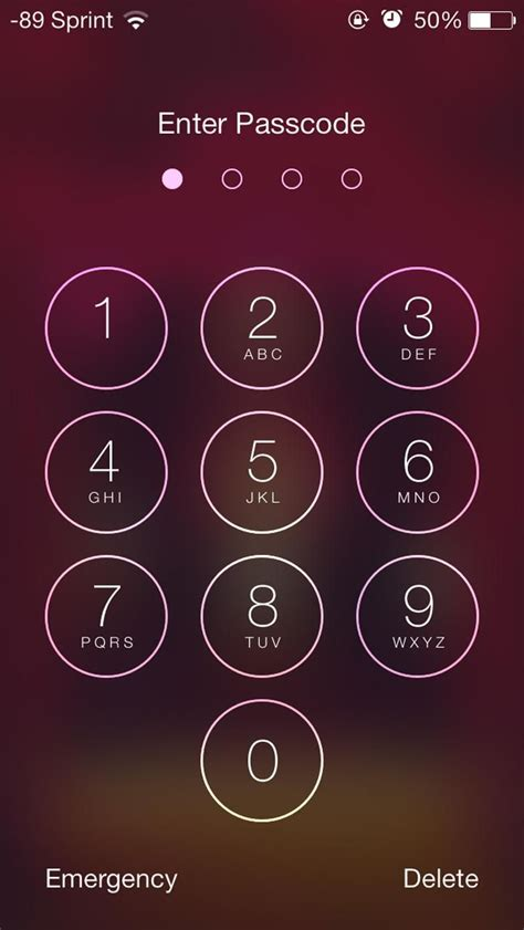Iphone Lock how to strengthen your iphone s passcode