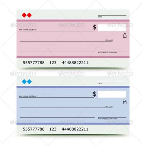 blank check template for students blank check template 30 free word psd pdf vector
