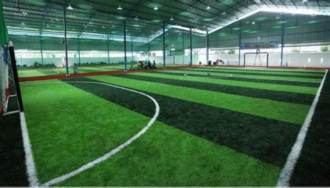 kriteria  ukuran lapangan futsal minimalis