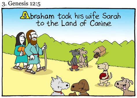 7 quotes from the dogs version of the bible the cartoon