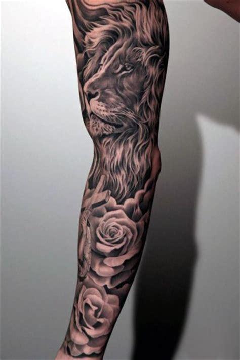 liczba pomysł 243 w na temat tatuaż z lwem na pintereście 17