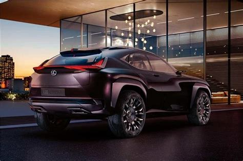 car lexis lexus ux concept will be put into production previews