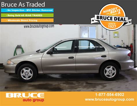car manuals free online 2002 chevrolet cavalier parental controls used 2002 chevrolet cavalier 2 2l 4 cyl 5 spd manual fwd 4d sedan in middleton 0