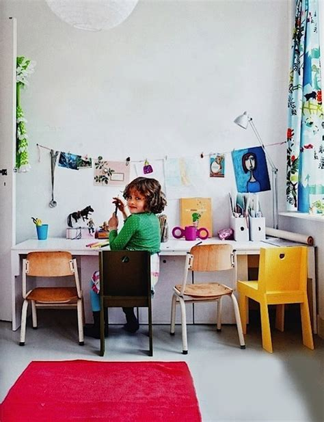 Gambar Dan Meja Belajar Anak inspirasi desain agar anak betah belajar rumah dan gaya