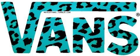 vans pattern corp aqua leopard vans logo logos pinterest posts logos