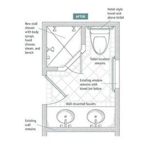 bathroom design layout best 20 small bathroom layout ideas on pinterest tiny