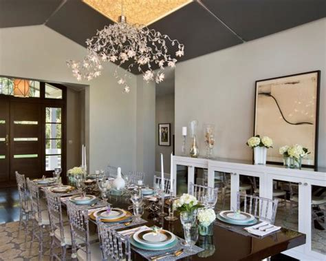 hgtv dining room ideas dining room lighting designs hgtv