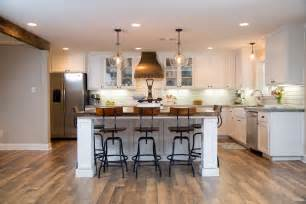 Fixer Uppers by Kitchen Cabinets On Fixer Upper Kitchen