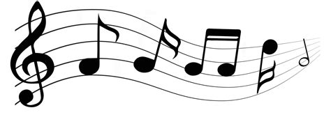 clipart note musicali musical notes clipart best