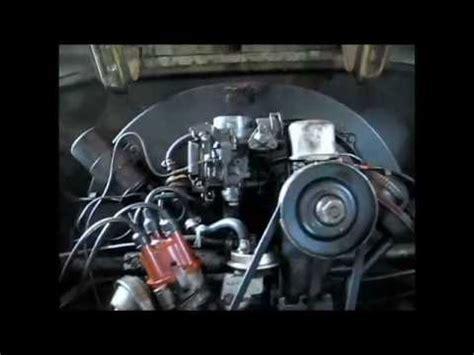 1964 vw bug 12 volt conversion 1