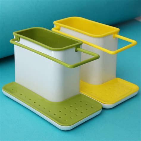 plastic racks organizer cabinet kitchen sink caddy storage