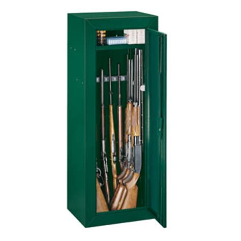 stack on gcg 14p 14 gun steel security cabinet