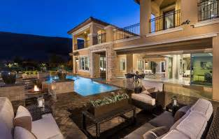 lennar homes las vegas southern highlands olympia ridge new home community las