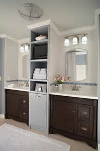Modern Hers For Laundry Bathroom For Two Traditional Bathroom By Lowe S Home Improvement