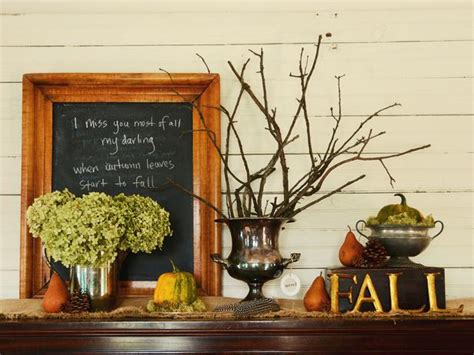 5 diy thanksgiving decorations hgtv design blog design