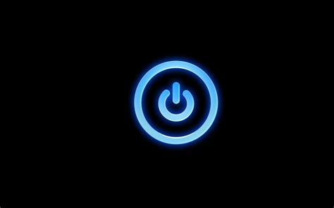 black wallpaper with the power wallpapers host2post