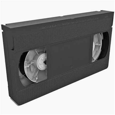 cassetta vhs 3d vhs cassette