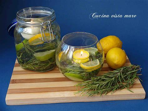 decorare con le candele decorare la tavola con le candele cucina vista mare