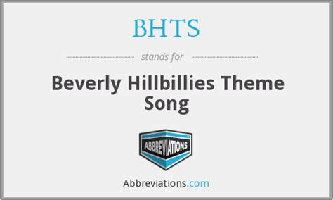 theme song beverly hillbillies bhts beverly hillbillies theme song