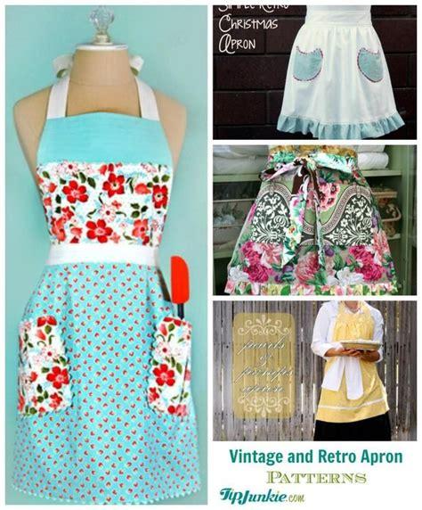 apron pattern making free vintage and retro apron patterns sewing patterns