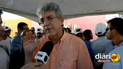 pagamento mes agosto estado paraiba governador ricardo coutinho usa as redes sociais para