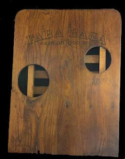 early sports and pop culture history blog: parlor quoits