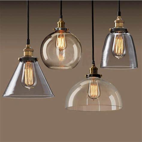 pendant lightings discount modern glass pendant lightings edison led bulbs