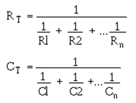 a circuit contains two resistors connected in parallel the value of r1 is 30 electronics basics capacitors in series and parallel with exles