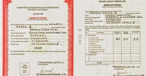 contoh format daftar gaji guru honorarium contoh blanko ijazah sekolah dasar tahun pelajaran 2013