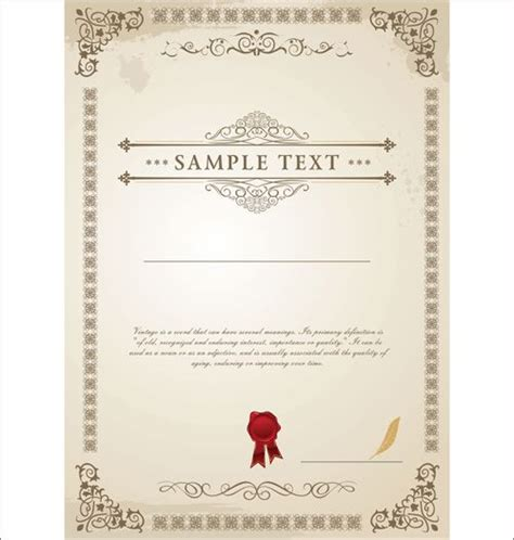 beautiful templates for certificates 20 best borders images on pinterest