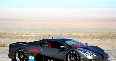 koenigsegg ultimate aero los autos mas veloces del mundo y un acercamiento a sus