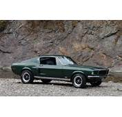 Ford Mustang GT 1968 Confortable Sans Doute Pas  Galerie Photo 12