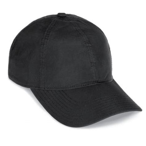 Golf Cap Black by Zero Restriction Tex Waterproof Hat By Zero