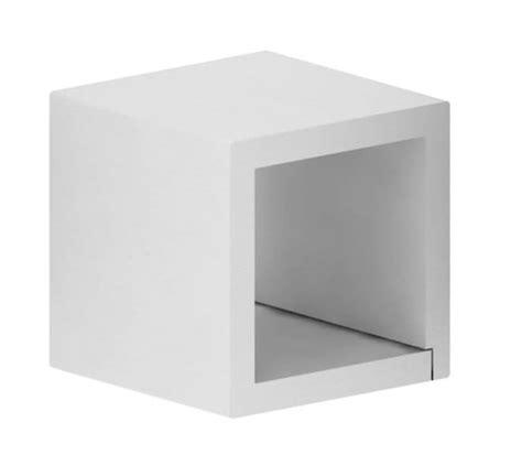 libreria cubo componibile libreria componibile in polistirolo nero o bianco idfdesign