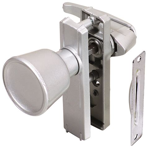 Security Door Latch by Whitco Security Screen Door Latch W820111 Silver Ebay