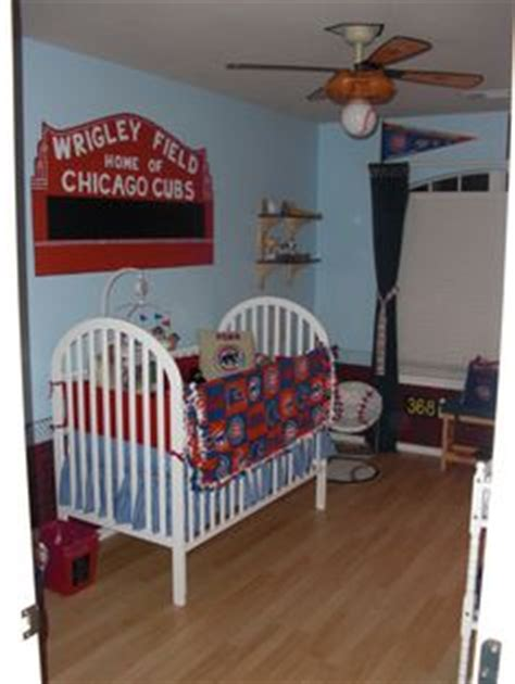 Cubs Crib by Baby Cub S Room On Baseball Nursery Baseball